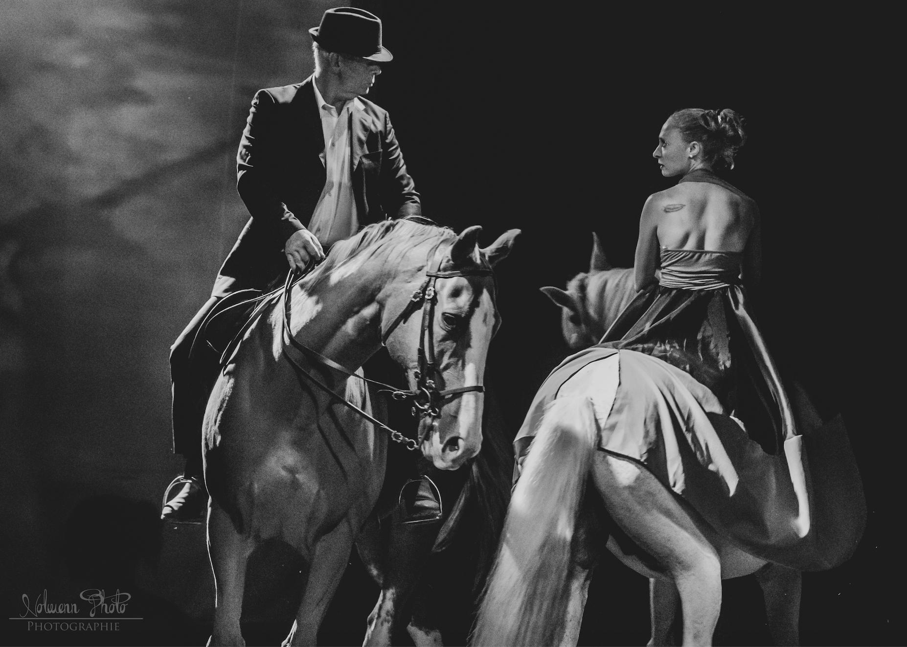 Spectacle La forme d'un rêve, Libre tango