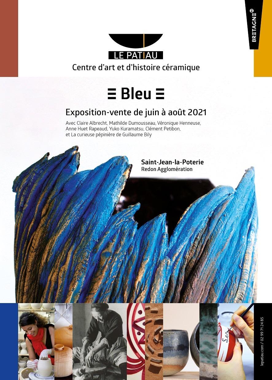 """Exposition-vente """"Bleu"""""""