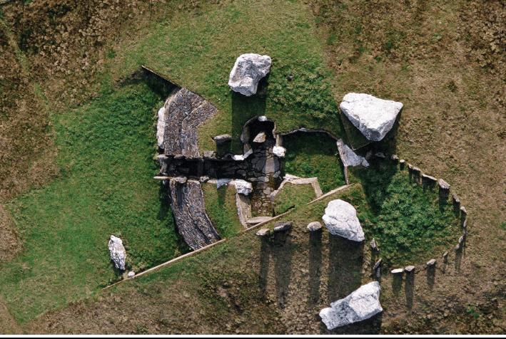 Découverte des mégalithes : le Château Bû