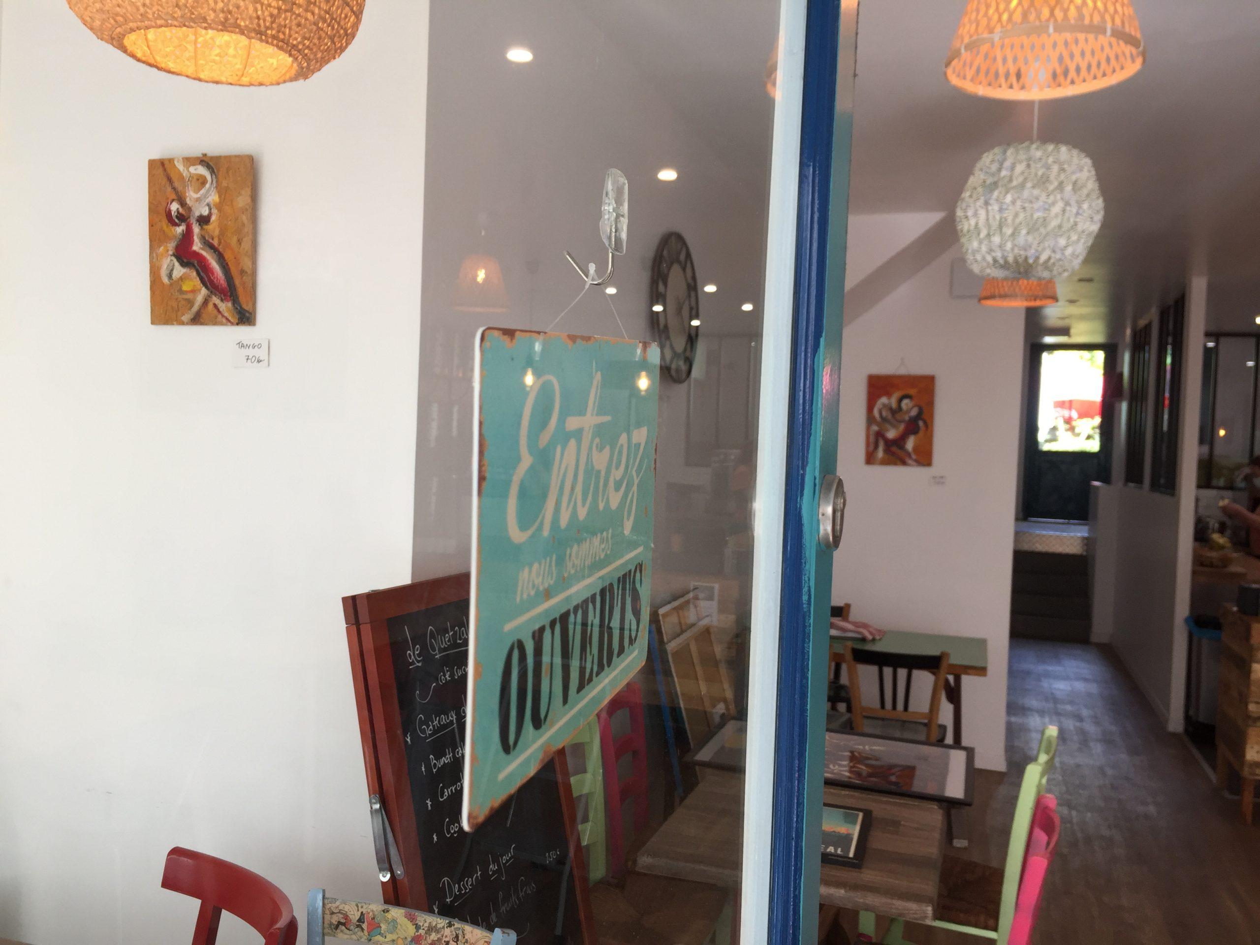 Expo Tango au Café