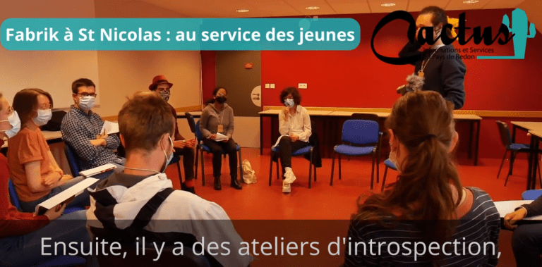 Reportage vidéo : Un dispositif pour aider les jeunes