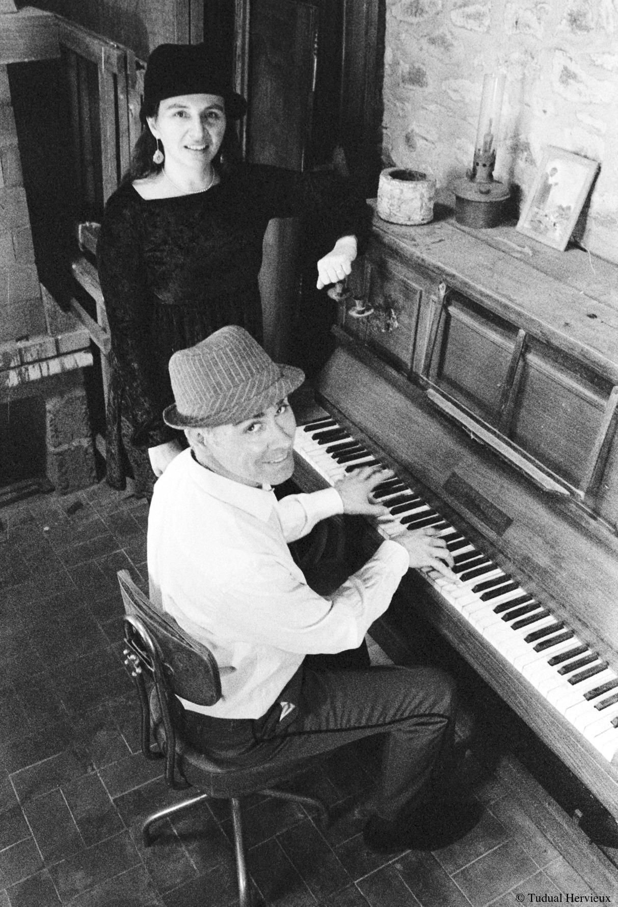 Concert Mélanie Chauvel & Wenceslas Hervieux