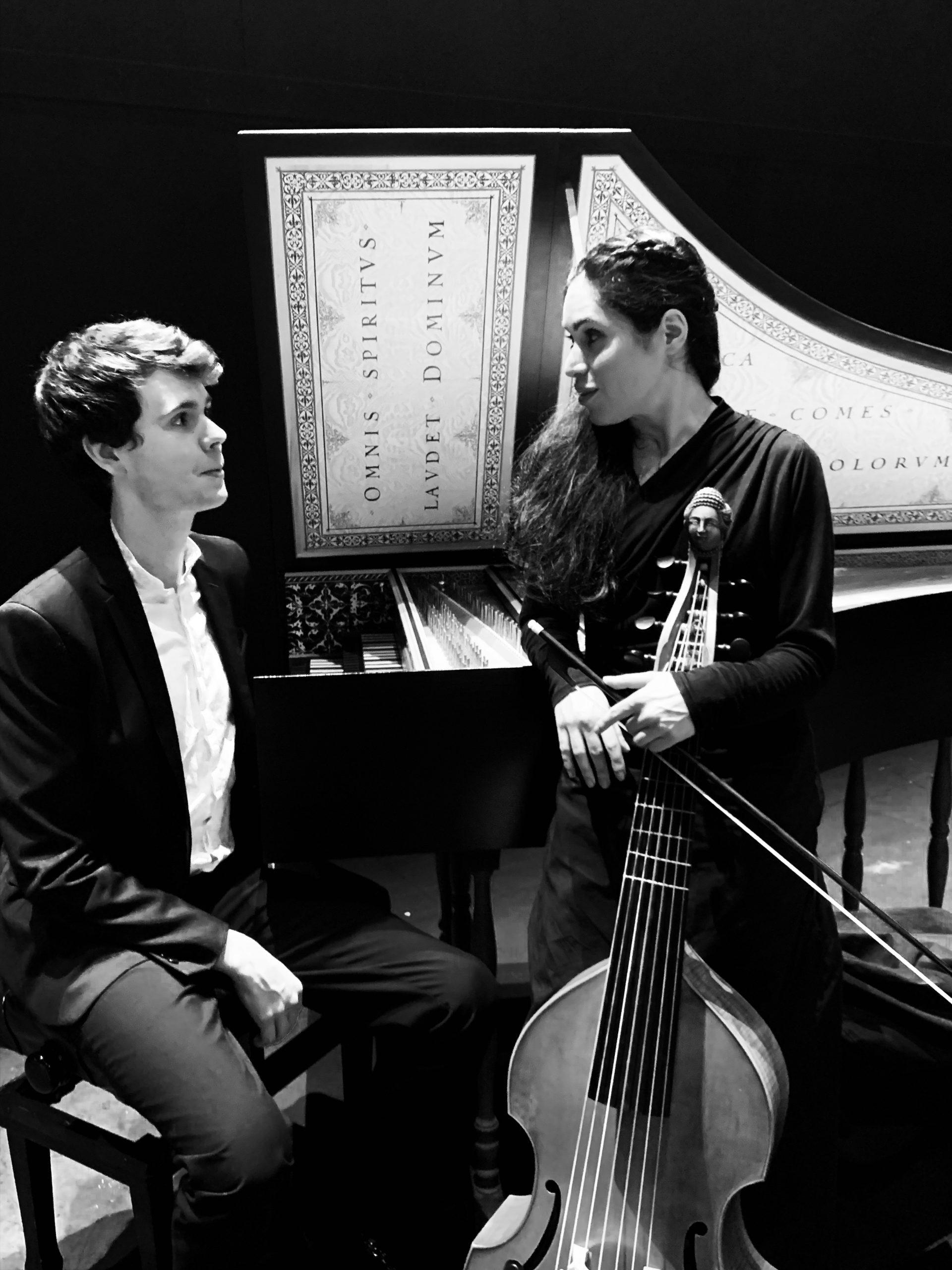 Concert Justin Taylor & Lucile Boulanger