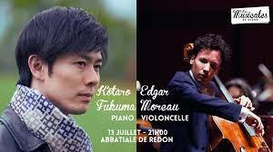 Concert Violoncelle - Piano