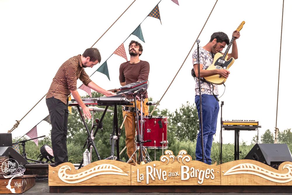 Concert La rive aux barges