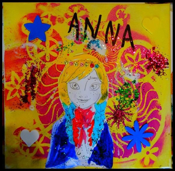 Atelier de peinture créative enfant