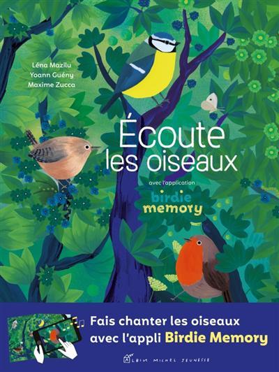 """Exposition numérique """"Ecoute les oiseaux"""""""