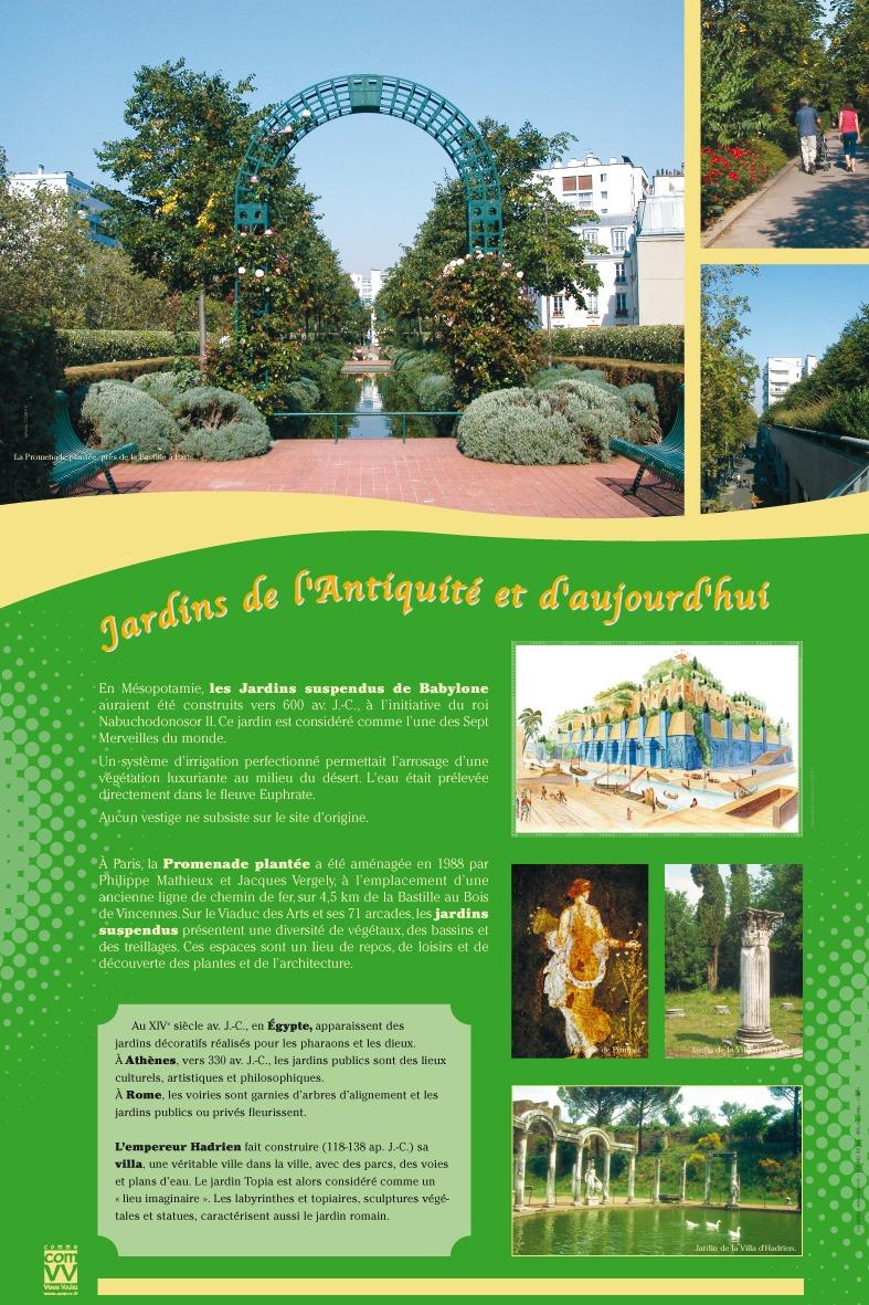 "Exposition ""jardins et espaces verts"""