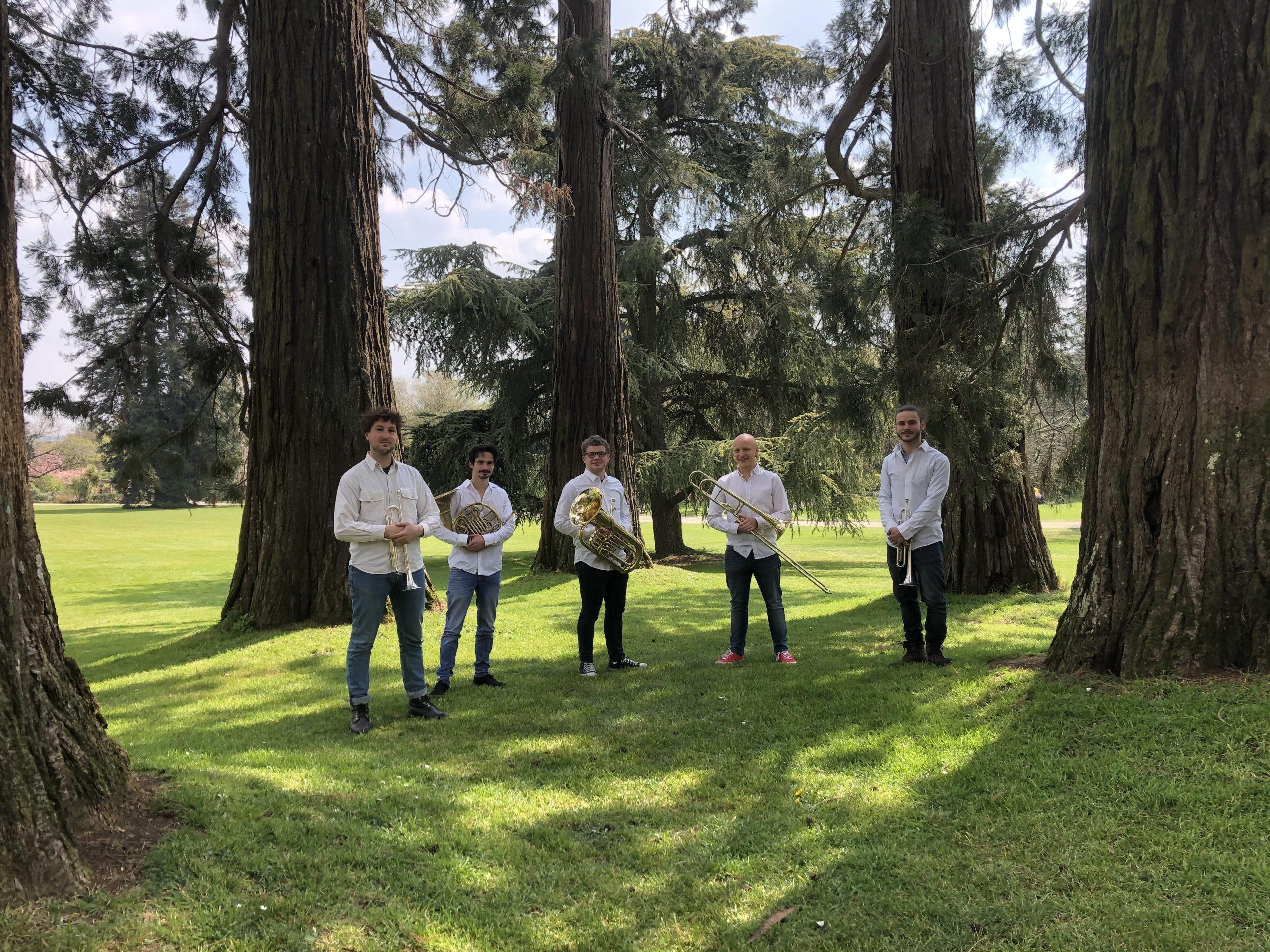 Concert Cuivrez Quintet