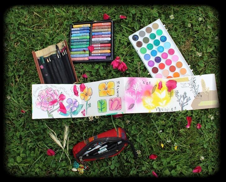 Stage: Nature et Créativité