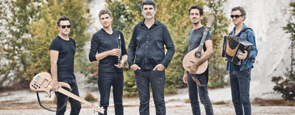 Hamon Martin Quintet, nos 20 ans
