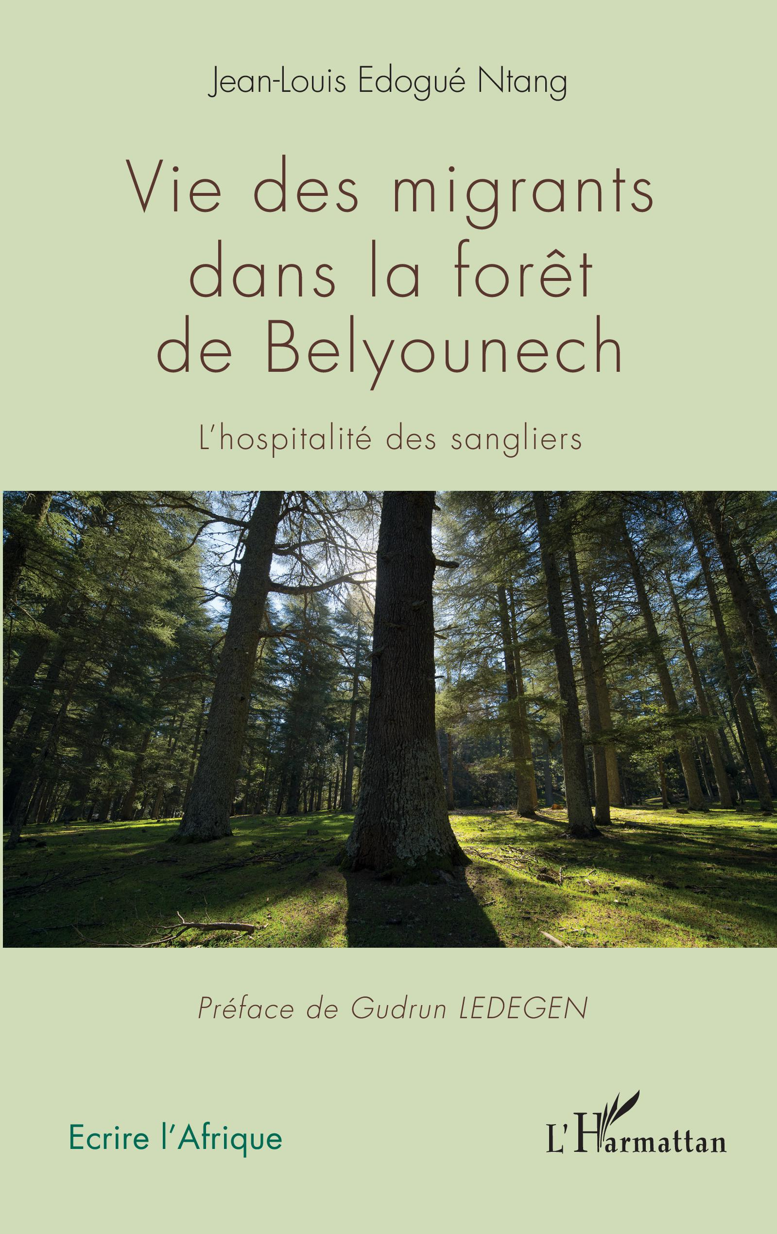 Dédicace Jean-Louis Edogué Ntang