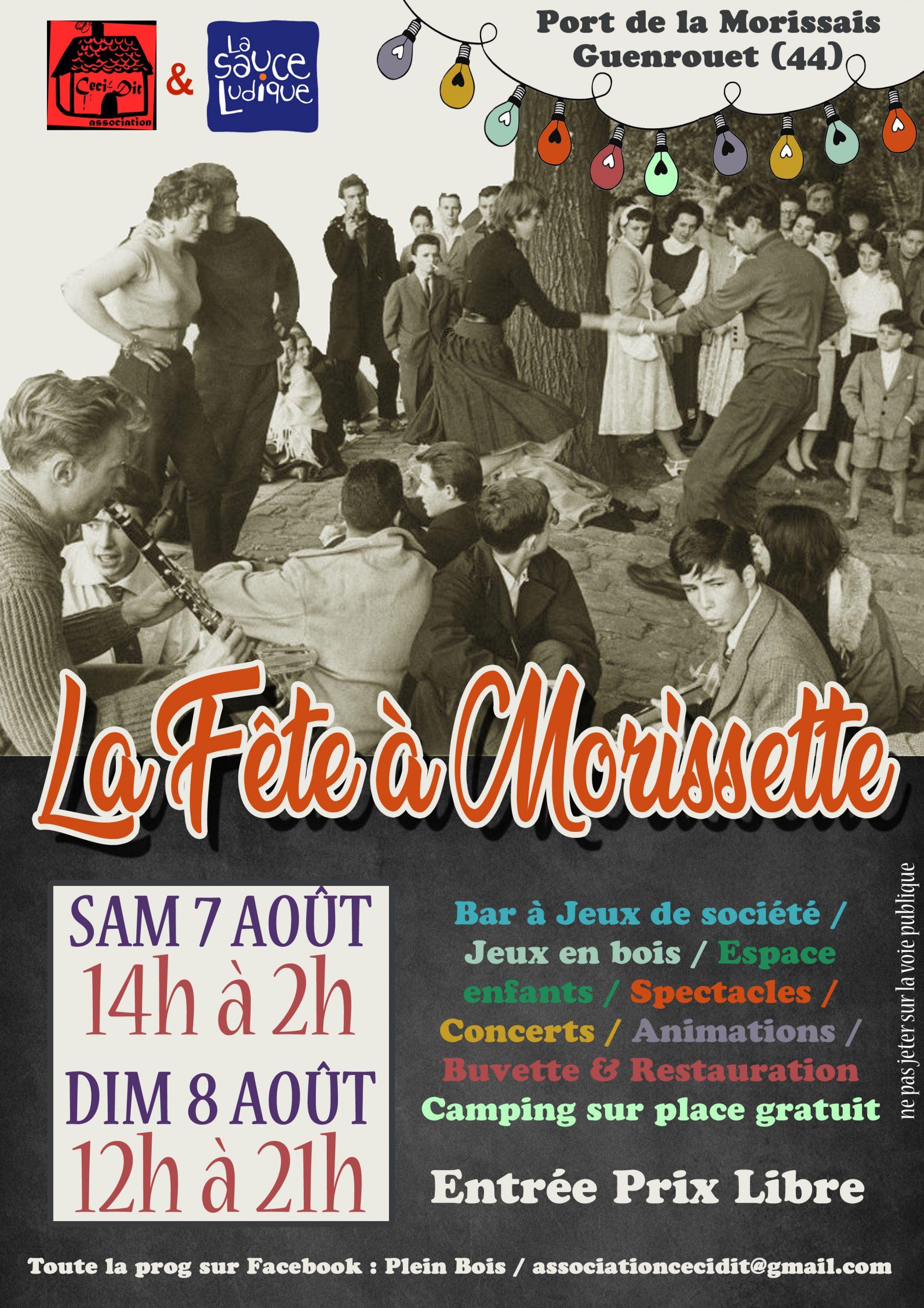 Fête à Morissette